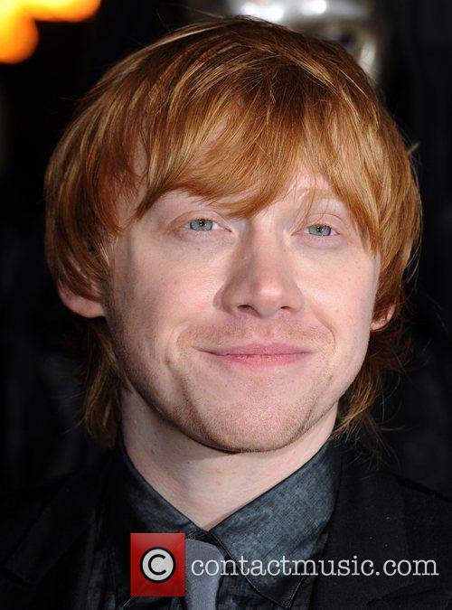 Rupert Grint and Harry Potter 4