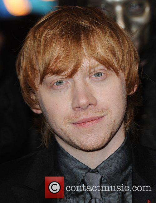 Rupert Grint and Harry Potter 5