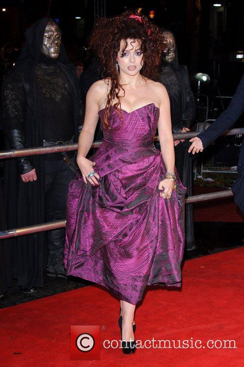 Helena Bonham Carter, Harry Potter, Odeon Leicester Square