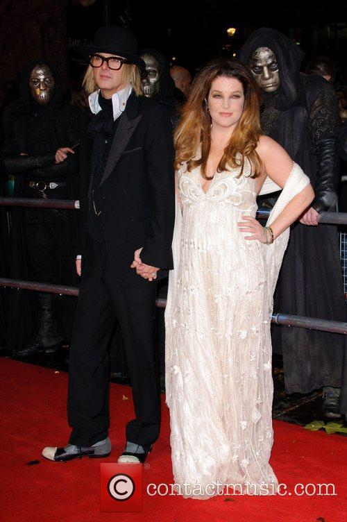 Michael Lockwood, Harry Potter and Lisa Marie Presley 2