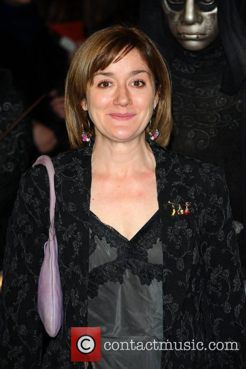 Sophie Thompson and Harry Potter 1