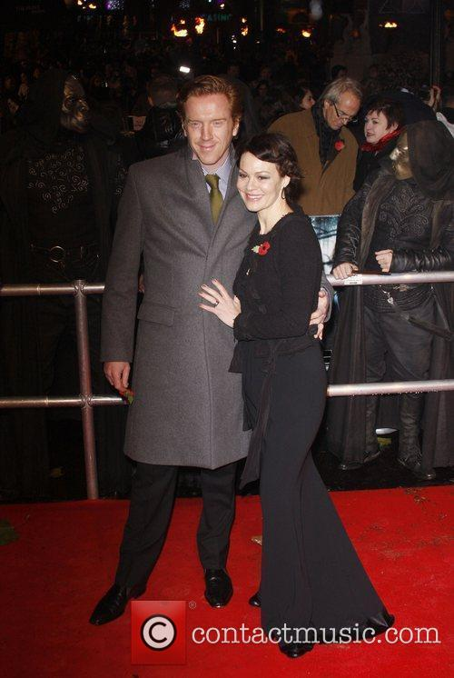 Damian Lewis and Helen McCrory World Premiere of...