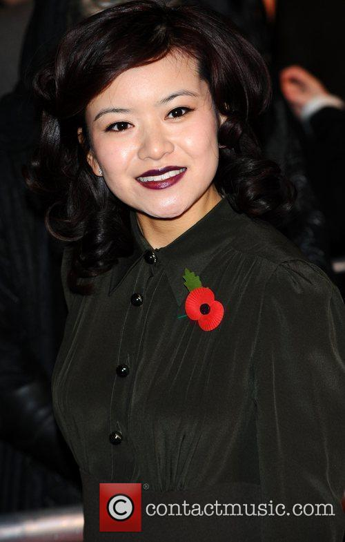 Katie Leung and Harry Potter 8
