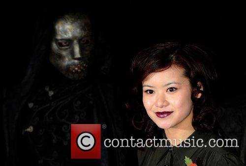 Katie Leung and Harry Potter 7