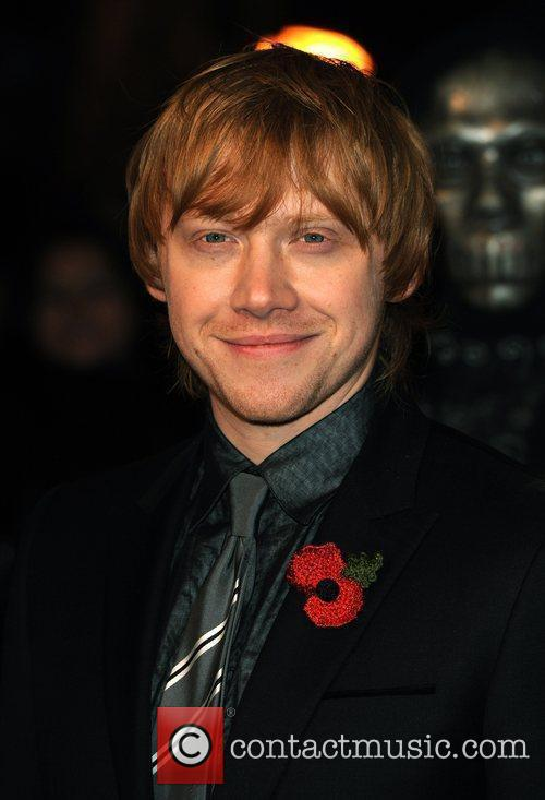 Rupert Grint and Harry Potter 2
