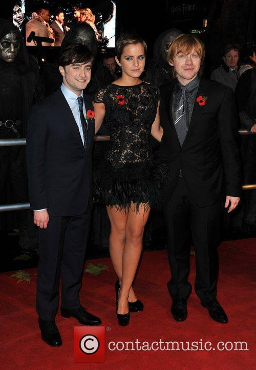 The cast of Harry Potter, all grown up