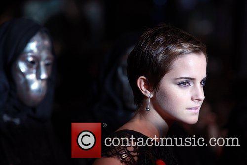 Emma Watson and Harry Potter 5