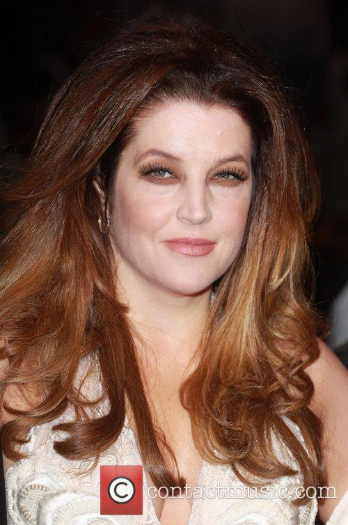 Lisa Marie Presley and Harry Potter 2