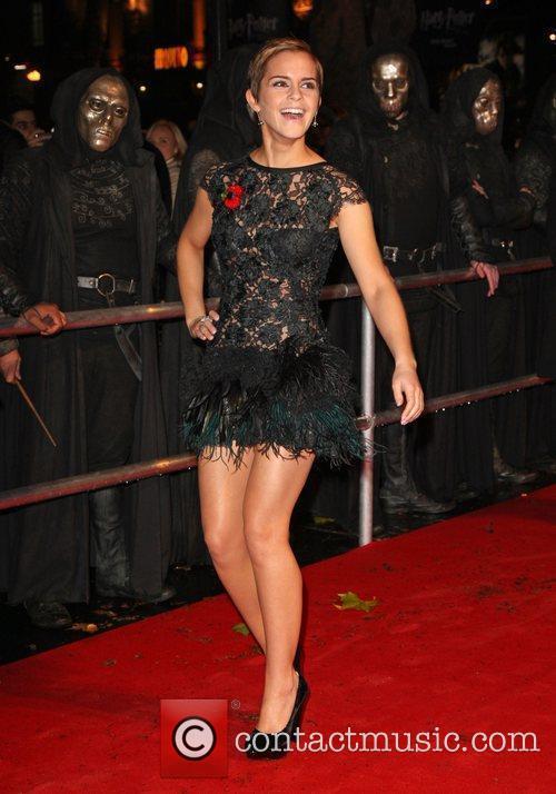 Emma Watson and Harry Potter 9