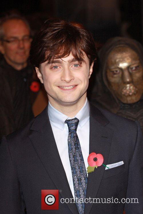Daniel Radcliffe and Harry Potter 7