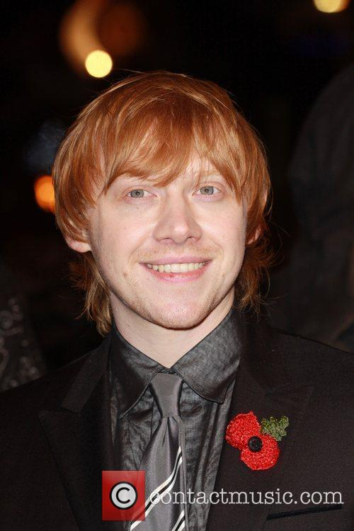 Rupert Grint and Harry Potter 3