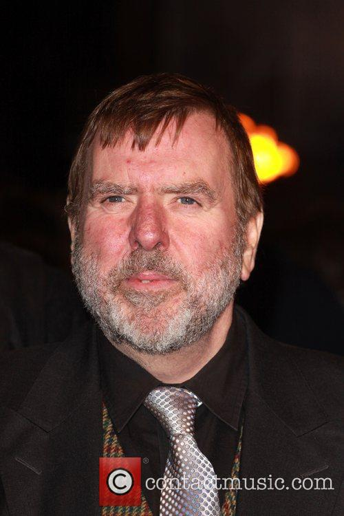 Timothy Spall and Harry Potter 2