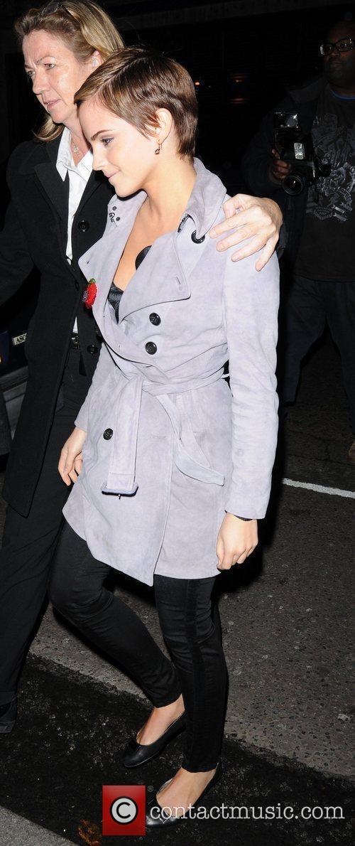 Emma Watson, Freemasons and Harry Potter 4