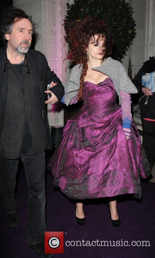 Helena Bonham Carter, Freemasons and Harry Potter 3
