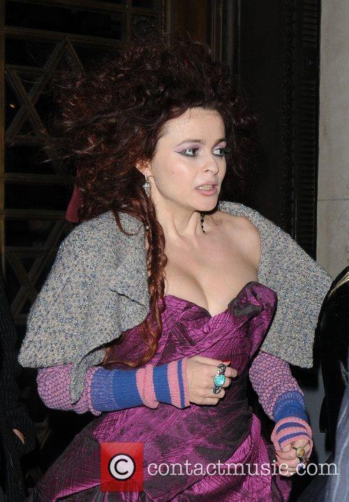 Helena Bonham Carter and Freemasons, Harry Potter