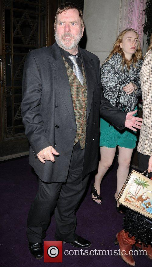 Timothy Spall, Freemasons and Harry Potter 3