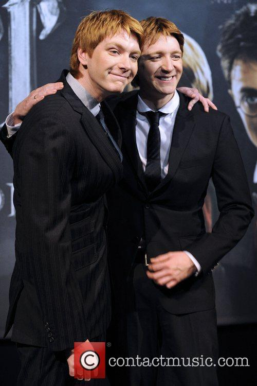 phelps twins dating Him looking at me then finding out i'm dating someone faces, phelps twins, oliver phelps, james d'arcy, weasley twins, posts, life, harry potter cast, harry potter books.