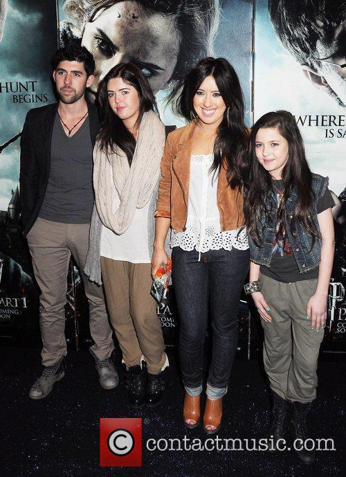 Irish premiere of 'Harry Potter and the Deathly...