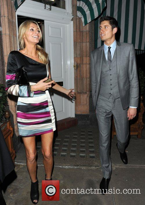 Tess Daly and Vernon Kay 3