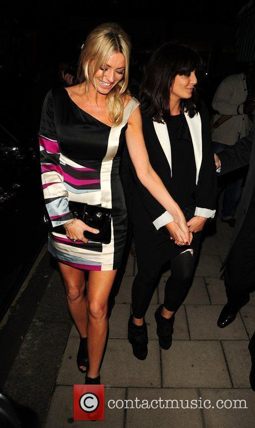 Tess Daly and Claudia Winkleman 6