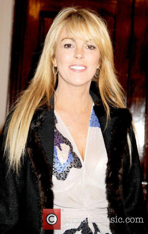 Dina Lohan and Wearing Clothes From Her Daughter's Clothing Line 1