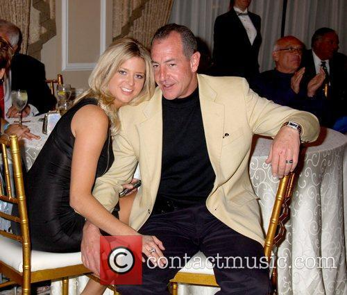 Kate Major and Michael Lohan Charity boxing event...