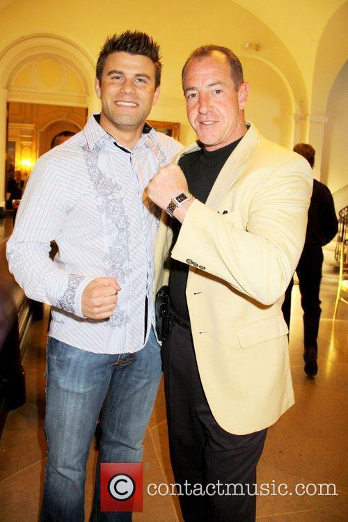 Six Pack and Michael Lohan Charity boxing event...
