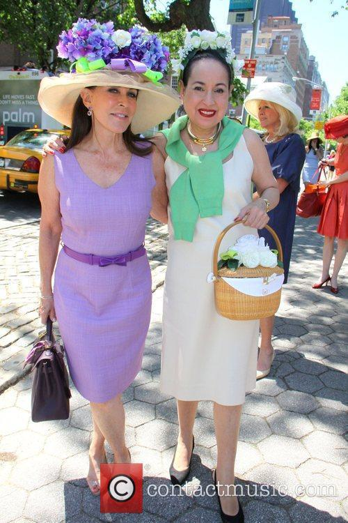 Guests The Central Park Conservancy's 27th Annual Frederick...
