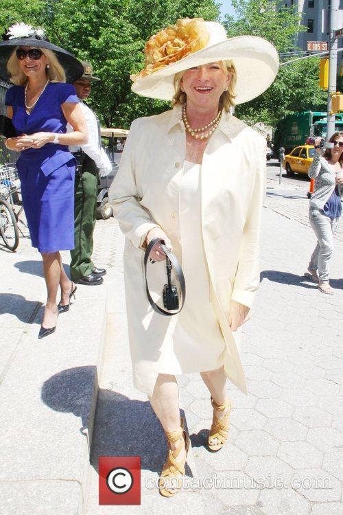 Martha Stewart The Central Park Conservancy's 27th Annual...