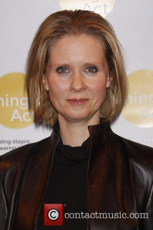 Cynthia Nixon, One Night Only and The New World 7