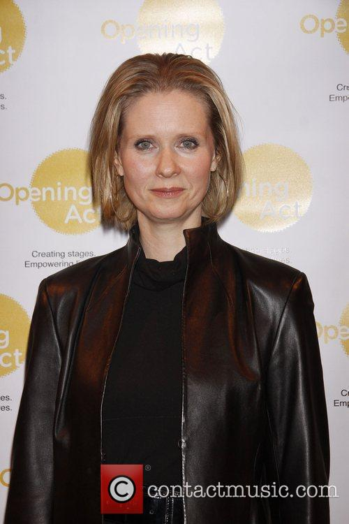 Cynthia Nixon, One Night Only, The New World