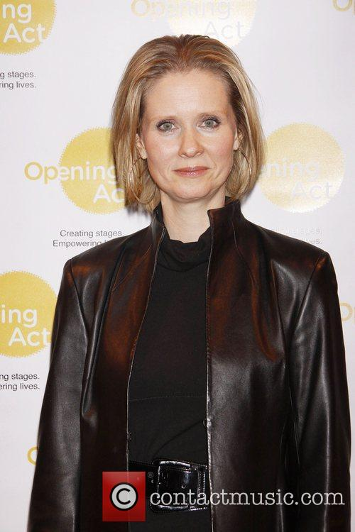 Cynthia Nixon, One Night Only and The New World 8