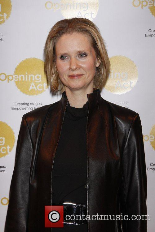 Cynthia Nixon, One Night Only and The New World 6