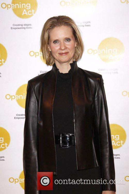 Cynthia Nixon, One Night Only and The New World 5