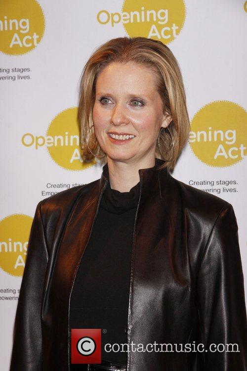 Cynthia Nixon, One Night Only and The New World 4