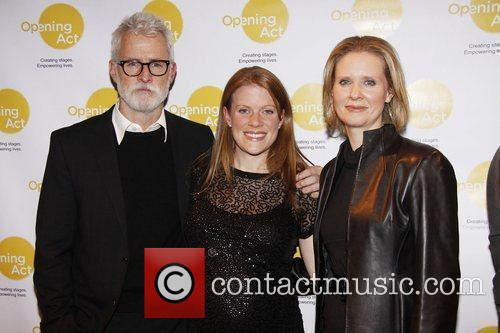 John Slattery, Cynthia Nixon, One Night Only and The New World 7