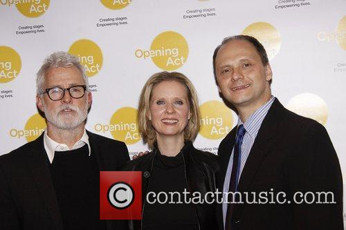 John Slattery, Cynthia Nixon, One Night Only and The New World 1