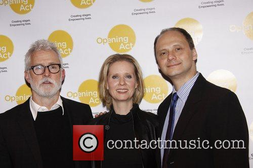 John Slattery, Cynthia Nixon, One Night Only and The New World 8