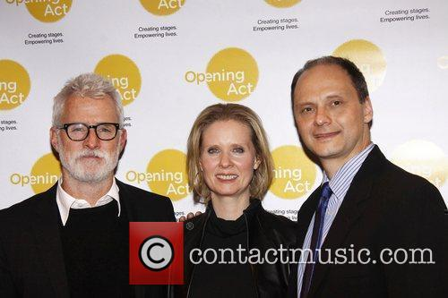 John Slattery, Cynthia Nixon, One Night Only and The New World 2