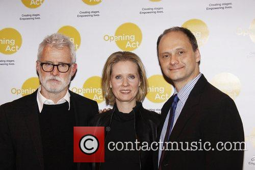 John Slattery, Cynthia Nixon, One Night Only and The New World 4