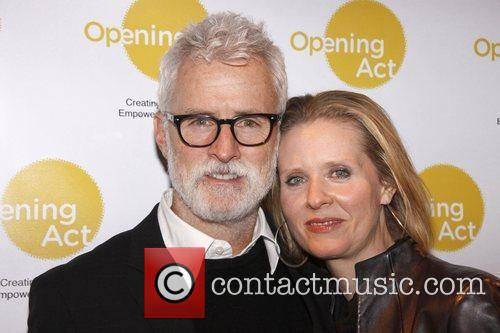 John Slattery, Cynthia Nixon, One Night Only and The New World 9