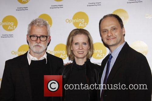 John Slattery, Cynthia Nixon, One Night Only and The New World 3