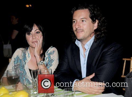 Shannen Doherty and boyfriend Kurt Iswarienko The Retreat's...