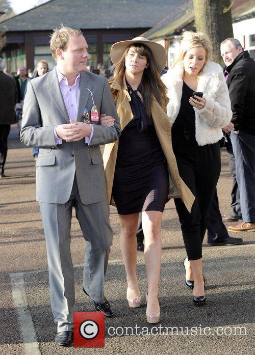 Brooke Vincent, Antony Cotton, Coronation Street and Sacha Parkinson 1