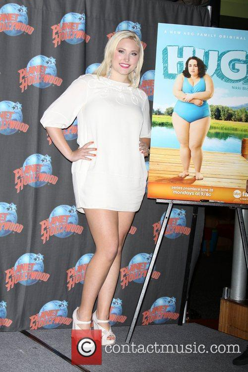 Hayley Hasselhoff, ABC, Planet Hollywood