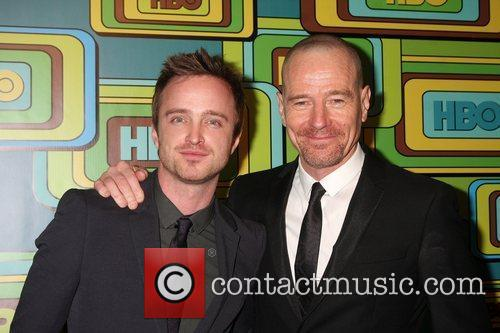 Aaron Paul, Bryan Cranston and Hbo 9
