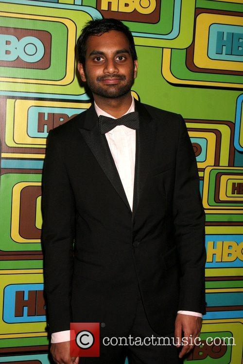 Aziz Ansari and Hbo 3