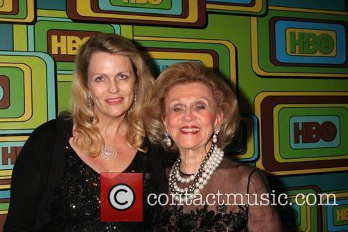 Barbara Davis and Hbo 2