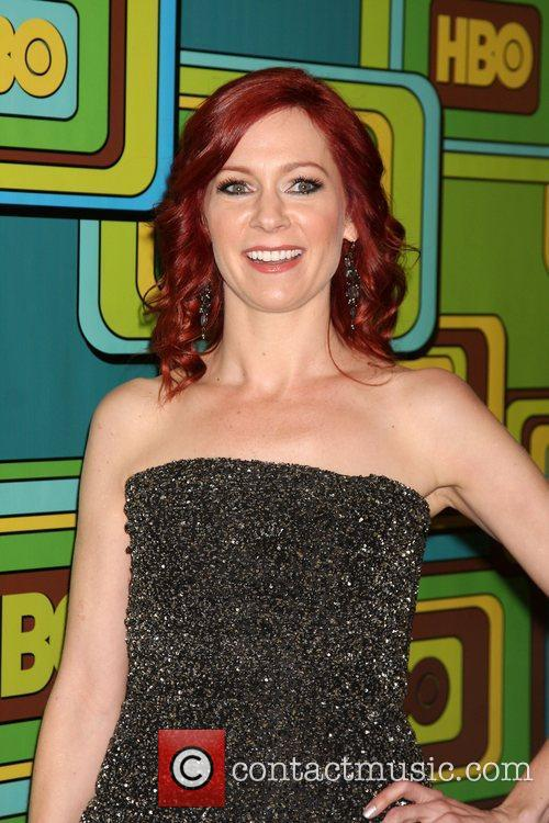Carrie Preston and Hbo 3