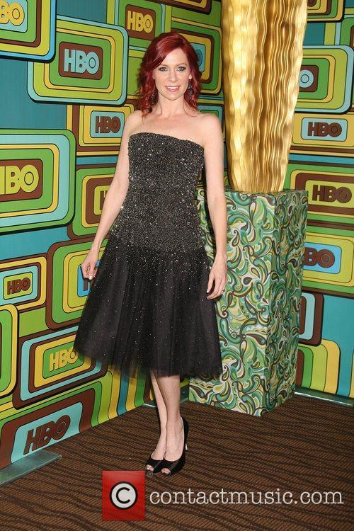 Carrie Preston and Hbo 2